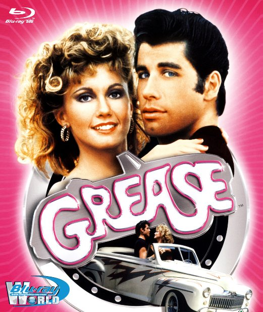 F2020. GREASE 1978 2D50G (DTS-HD MA 5.1)