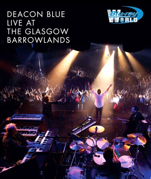 M1672.Deacon Blue Live at the Glasgow Barrowlands (2016) (50G)