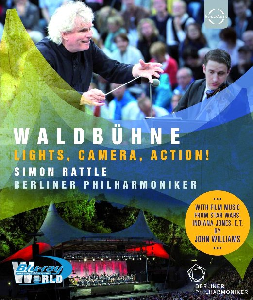 M1673.Waldbuhne 2015 Lights, Camera, Action! (25G)