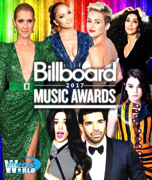 M1680. Billboard Music Awards 2017 (25G)