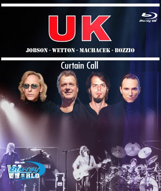 M1687.UK Curtain Call (2015)  (50G)