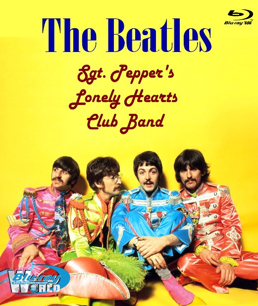 M1695.The Beatles Sgt. Pepper