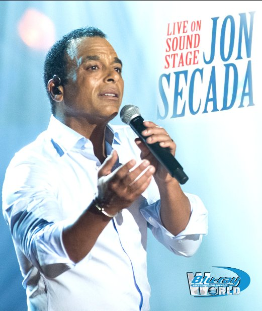 M1704.Jon Secada Live on Soundstage (2017) (25G)