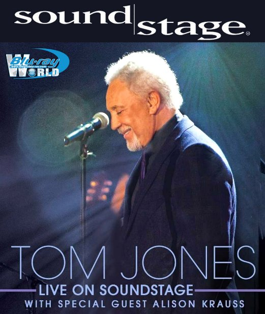 M1705.Tom Jones with special guest Alison Krauss Live on Soundstage (2017) (25G)
