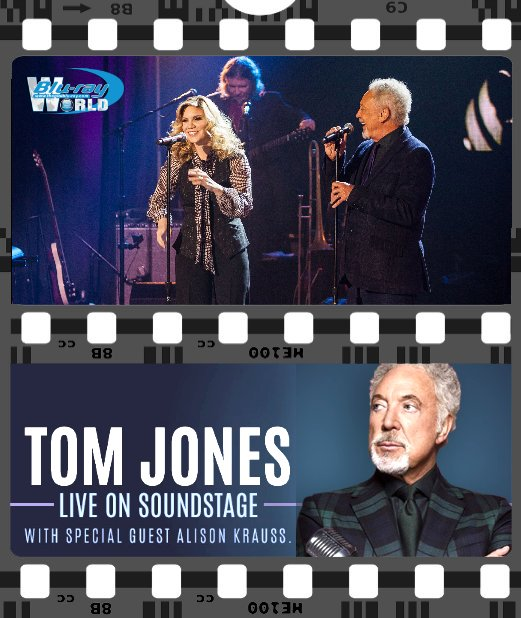 Y065.Tom Jones with special guest Alison Krauss Live on Soundstage (2017)