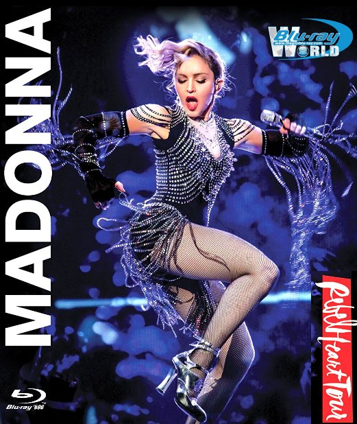 M1732.Madonna Rebel Heart Tour 2016 (25G)