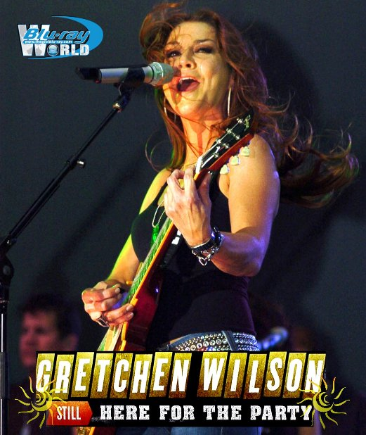 M1724.Gretchen Wilson - Still Here for the Party 2013  (25G)