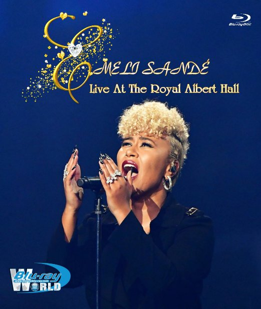 M1729.Emeli Sandé - Live at the Royal Albert Hall 2013 (50G)