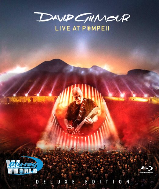 M1730.David Gilmour - Live at Pompeii 2017 (25G 2DISC)