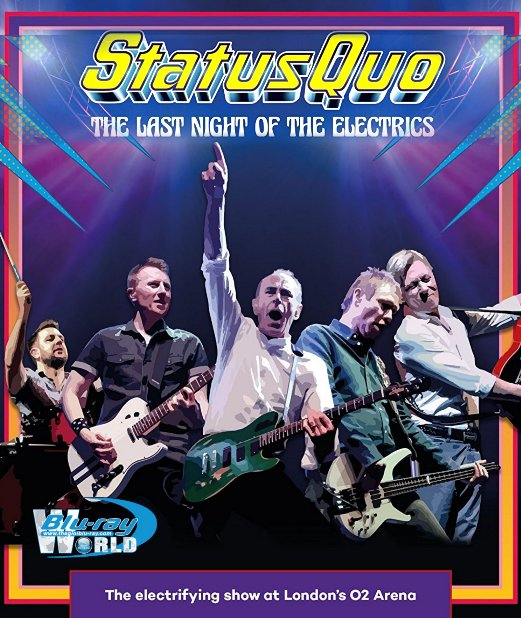 M1740.Status Quo - The Last Night Of The Electrics 2017 (25G)