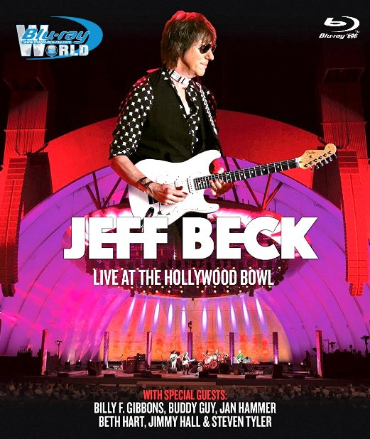 M1796.Jeff Beck - Live At The Hollywood Bowl 2017 (50G)