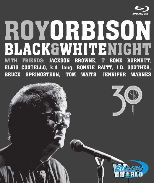 M1797.Roy Orbison - Black & White Night 30 2017 (50G)