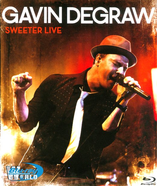 M1800.Gavin DeGraw - Sweeter Live (25G)