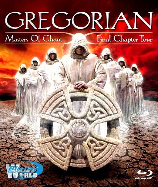 M1803.Gregorian Live! Masters of Chant Final Chapter Tour 2016  (50G)
