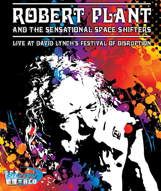 M1813.Robert Plant and The Senational Space Shifters - Live at David Lynch