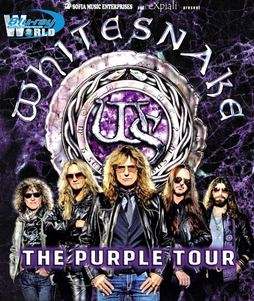 M1814.Whitesnake - The Purple Tour 2018 (25G)