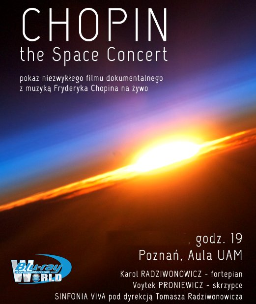 M1820.Chopin The Space Concert (25G)