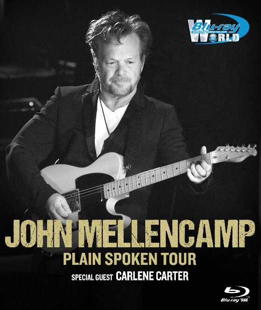 M1821.John Mellencamp - Plain Spoken From The Chicago Theatre 2018 (50G)