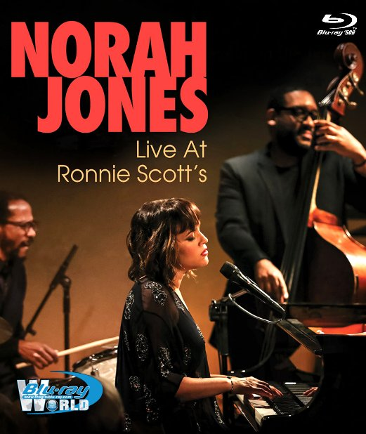 M1824.Norah Jones Live At Ronnie Scotts 2018  (25G)