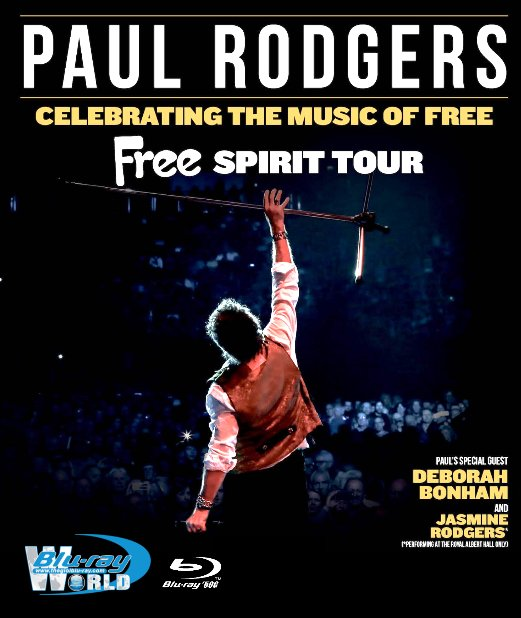 M1826.Paul Rodgers Free Spirit 2018 (50G)