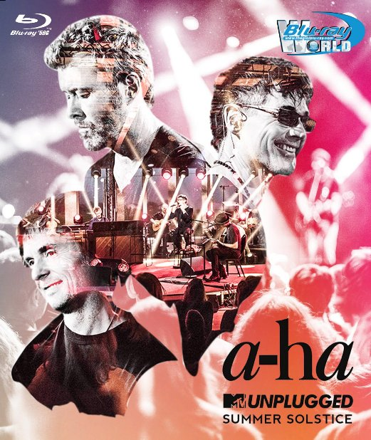 M1831.A-HA  MTV Unplugged - Summer Solstice 2017 (50G)