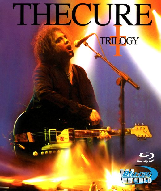 M1835.The Cure Trilogy Live in Berlin 2002 (50G)
