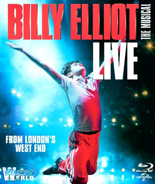 M1836.Billy Elliot The Musical Live  (50G)
