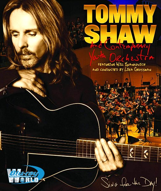 M1839.Tommy Shaw and Contemporary Youth Orchestra 2018 (25G)