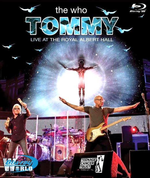 M1842.The Who - Tommy Live At The Royal Albert Hall 2018  (50G)