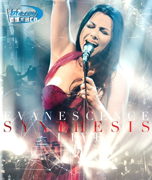 M1843.Evanescence - Synthesis Live 2018 (25G)