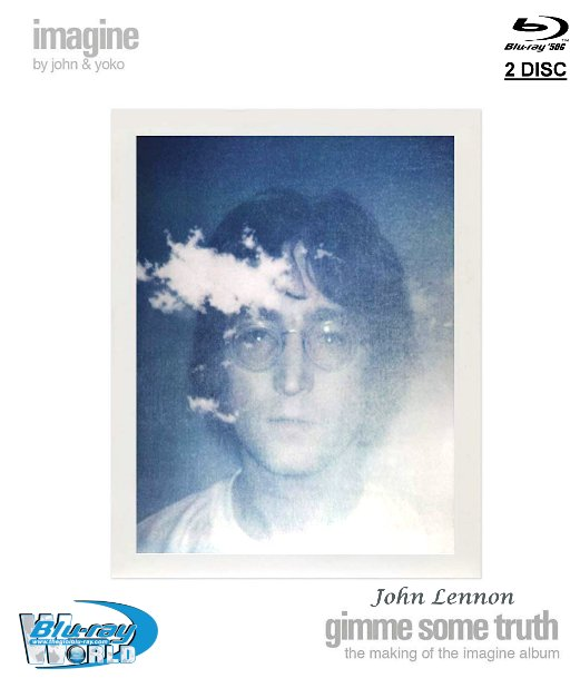 M1848.John Lennon - Imagine. The Ultimate Collection ( 2018) (2 DISC 50G)
