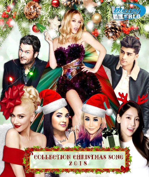 M1860. Collection Christmas Song 2018 (25G)