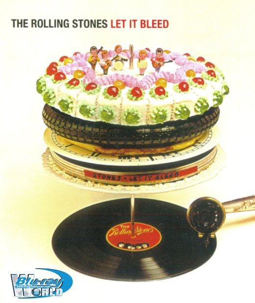 M1865.The Rolling Stones Let It Bleed 2014  (25G)