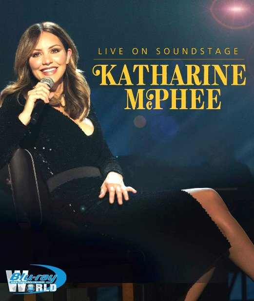 M1873.Katharine McPhee Live on Soundstage 2018 (25G)