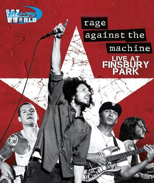 M1892.Rage Against The Machine Live At Finsbury Park 2015 (25G)