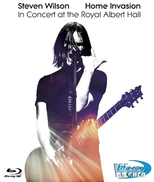 M1893.Steven Wilson - Home Invasion In Concert at the Royal Albert Hall 2018  (50G)