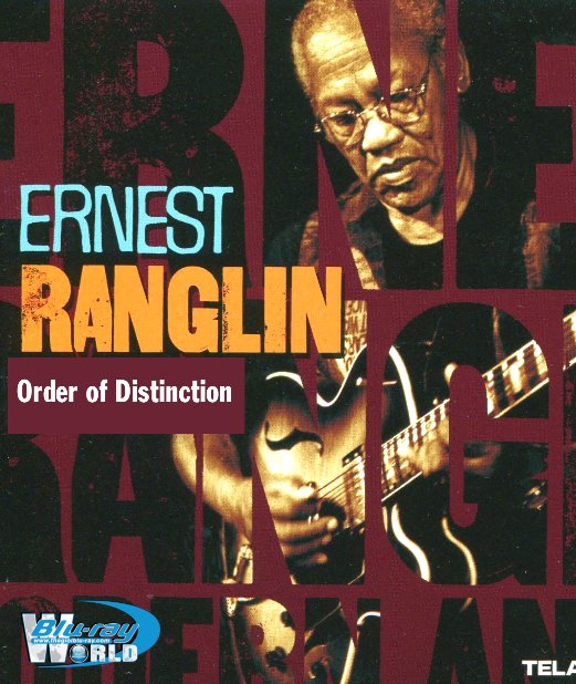 M1900.Ernest Ranglin - Order of Distinction (25G)