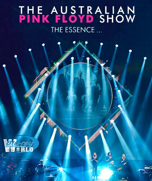 M1920.The Australian Pink Floyd Show - The Essence 2019  (25G)