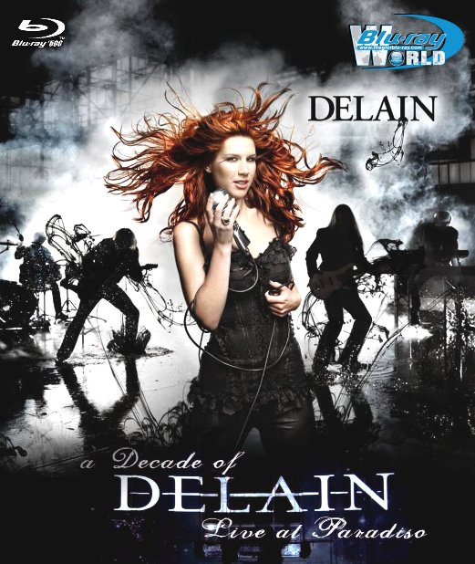 M1921.Delain - A Decade of Delain Live at Paradiso 2017  (50G)