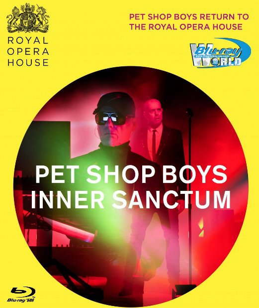 M1927.Pet Shop Boys Inner Sanctum 2018  (50G)