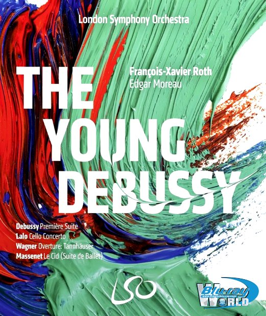 M1930.London Symphony Orchestra The Young Debussy 2019  (25G)