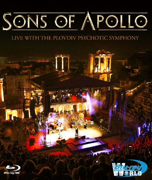 M1948.Sons of Apollo Live with the Plovdiv Psychotic Symphony 2019  (50G)