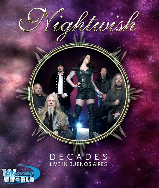 M1971.Nightwish - Decades - Live in Buenos Aires  (25G)