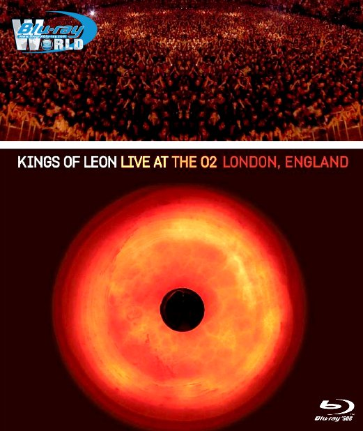 M1979. Kings of Leon - Cold Desert (Live At The O2)  (50G)