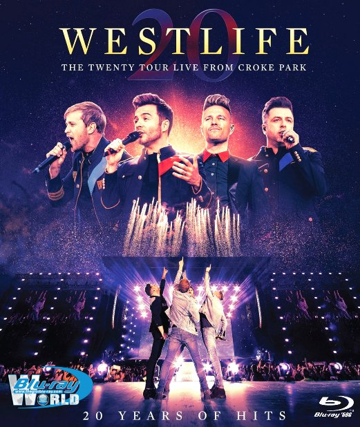 M1992.Westlife - The Twenty Tour Live from Croke Park 2020 (50G)