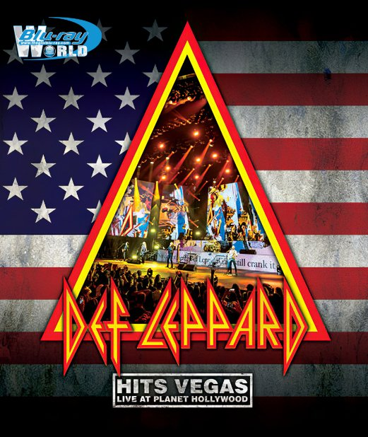 M1993. Def Leppard - Hits Vegas Live at the Planet Hollywood 2020 (25G)