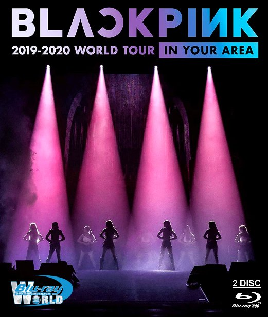 M1994. BLACKPINK 2019-2020 WORLD TOUR IN YOUR AREA -TOKYO DOME (50G 2DISC)