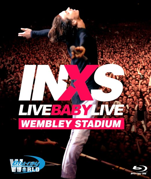 M1995.INXS - Live Baby Live (50G)