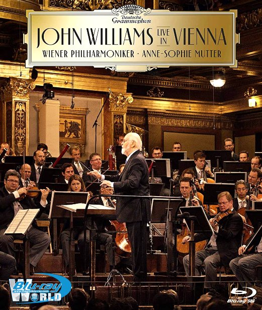 M1997.John Williams/Anne-Sophie Mutter Live In Vienna 2020 (50G)