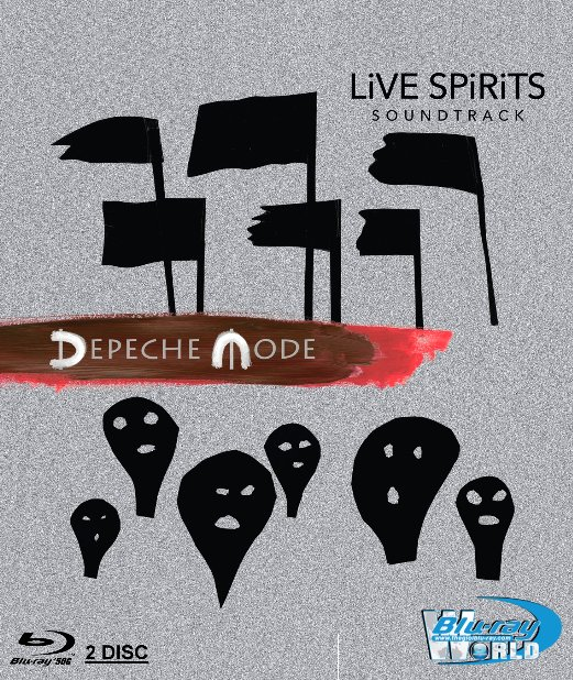 M2000. Depeche Mode Spirits in the Forest 2020 (50G 2DISC)